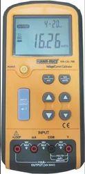 Volt MA Calibrator Source & Measures Kusam Meco 700
