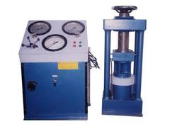 Compression Testing Machine 2000 KN Electric Op