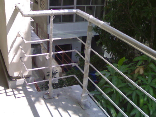 Stainless Steel Railings Terrace Stainless Steel