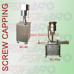 Screw Capping Machine