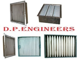 Dry Fabric Air Filter