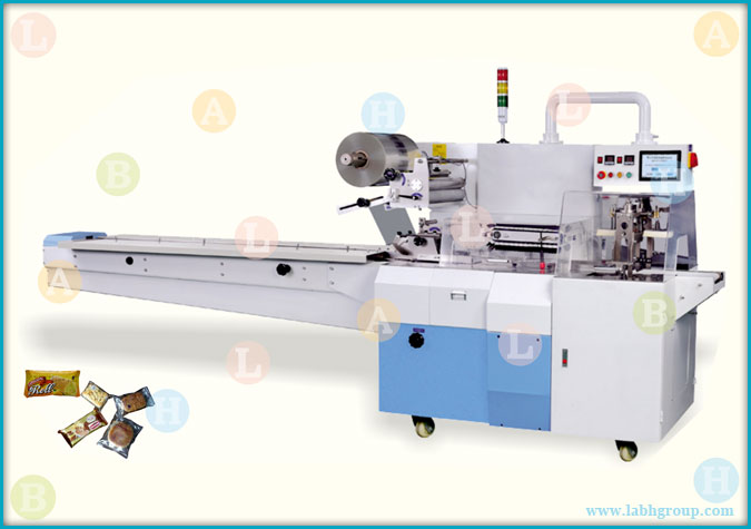Automatic Reciprocating Flow Pack Packing Machine