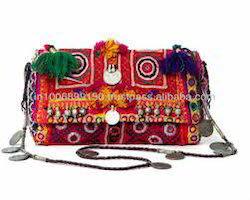 Pakistani Banjara Clutch Bags