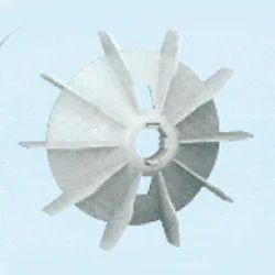 Plastic Fan Suitable for Bharat Bijlee 100 Frame Size