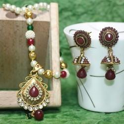 Antique Bandhai Jewellery
