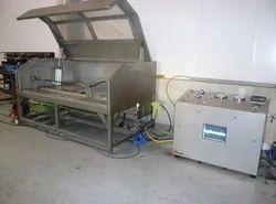 Leak Test Bench Machine