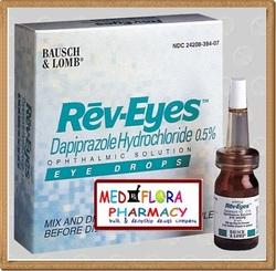 Rev-Eyes Dapiprazole