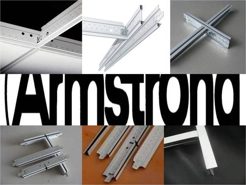 Armstrong T-Grid bar