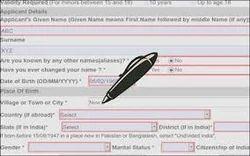 Form Filling Job