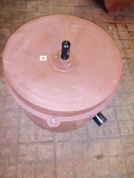 vacuum brake cylinder seperate type vba 15