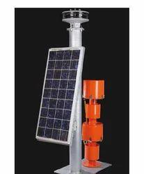 Solar Equipment Support Structure