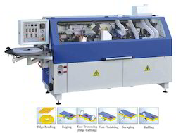 Automatic Through Feed Edge Banding Machine Model Ch-5