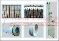 Powder Coating Cartridge Filters