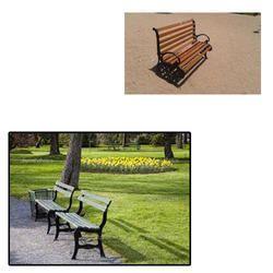 garden bench parks