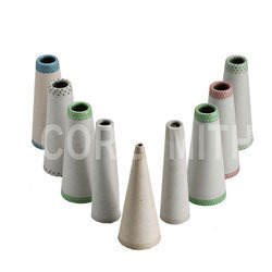 wool yarn cones