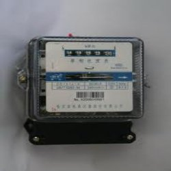 Three Phase Tamper Proof Static Energy Meter