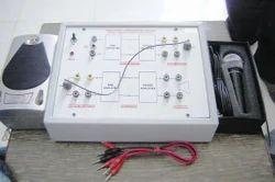Fiber Optic Communication Trainer