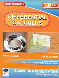 Samvedna Differential Calcuus - Book