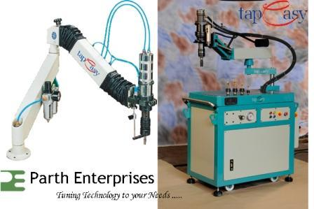 Pneumatic & Hydraulic Tapping Machines