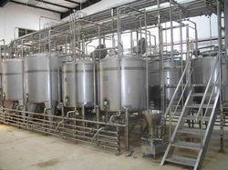 Sugar Syrup Plant