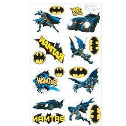 batman tattoos 8ct