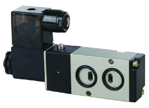 Solenoid Valve for Double Acting Actuator