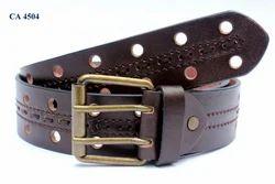 Men Fancy Leather Belts