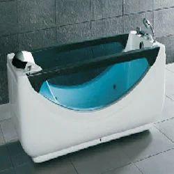 Rectangular Single  Seater Whirlpool Bathtub