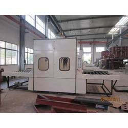 spray glass painting machine