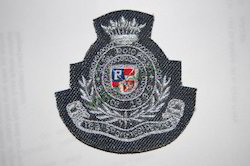 Polo Embroidered Badge