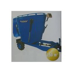 Vertical Auger Mixer & Feeder Wagons (TMR)