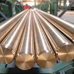 ETP Copper Flat Rod