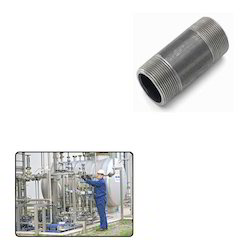 Galvanized Steel Nipple for Chemical Plants