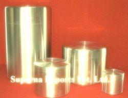 Black Tea Aluminum Canister