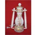 White Marble Decorative Lantern