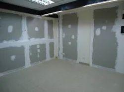 Gypsum Wall Paneling