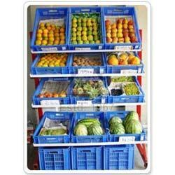 vegetables racks