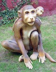 Fiber Monkey with Son