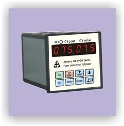 Programmable Flow Rate Indicator Totalizer With Logger