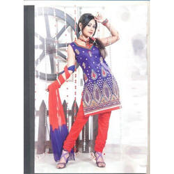 Designer Wear Churidar Suit