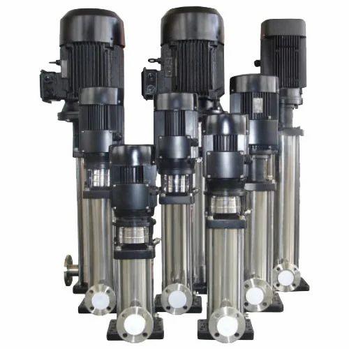 Vertical Inline Multistage Centrifugal Pump