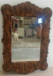 Bone Mirror Frame