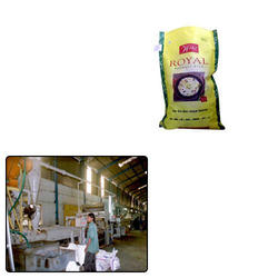PP Woven Bags For Food Packaging Industry