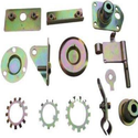 Textile Machinery Sheet Metal Parts