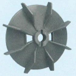 Plastic Fan Suitable For Kirloskar KH-63 Frame Size