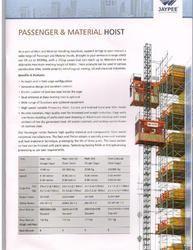 Passenger Construction Hoist