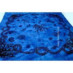 Hand Block Print Bed Sheets