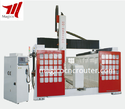 Polyfoam Engraving and Cutting CNC Wood Carving Machine