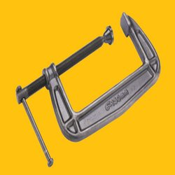 C-Clamp-Drop Forged