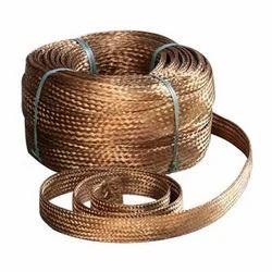Braided Copper Tin Wire